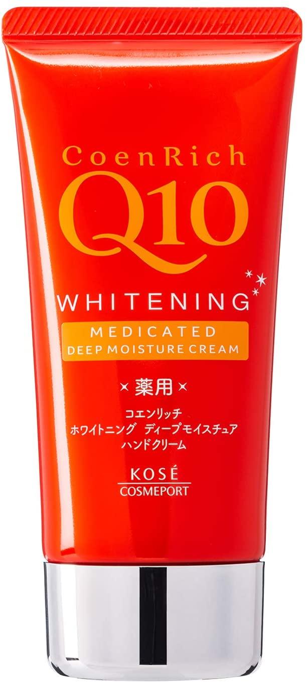 コエンリッチ 薬用ホワイトニング ハンドクリーム(医薬部外品)