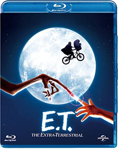E.T. ブルーレイ