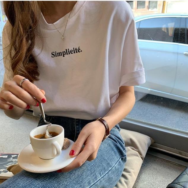 simplieiteTシャツ