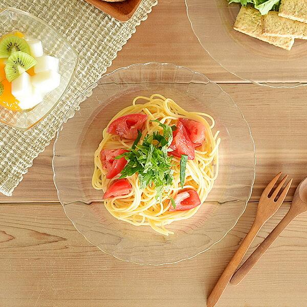 強化ガラス スープ皿