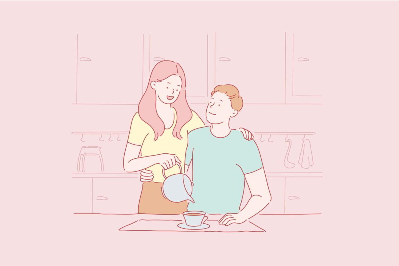 まだドキドキの1monthカップル必見。一緒に作ればもっと仲良くなれちゃうレシピ