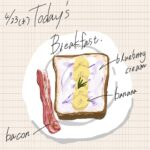 時間がある休日はいつもよりお洒落に♡思わず気分が上がるような朝ごはんレシピ