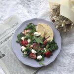 フルーツをサラダに取り入れてみて。サラダにワンプラスで美と健康にフォーカス