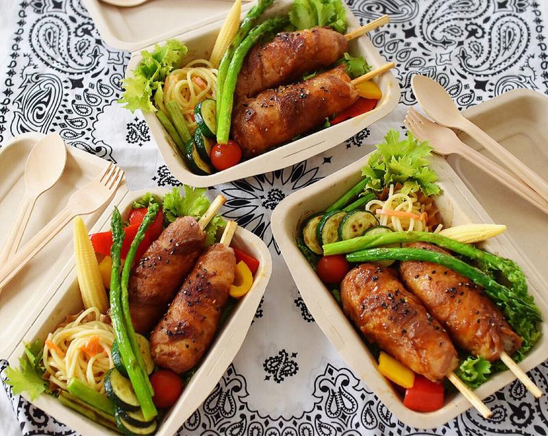 """""""肉巻き〇〇""""のレシピが大集合♡肉で巻いちゃえばなんでも美味しい説を提唱します"""
