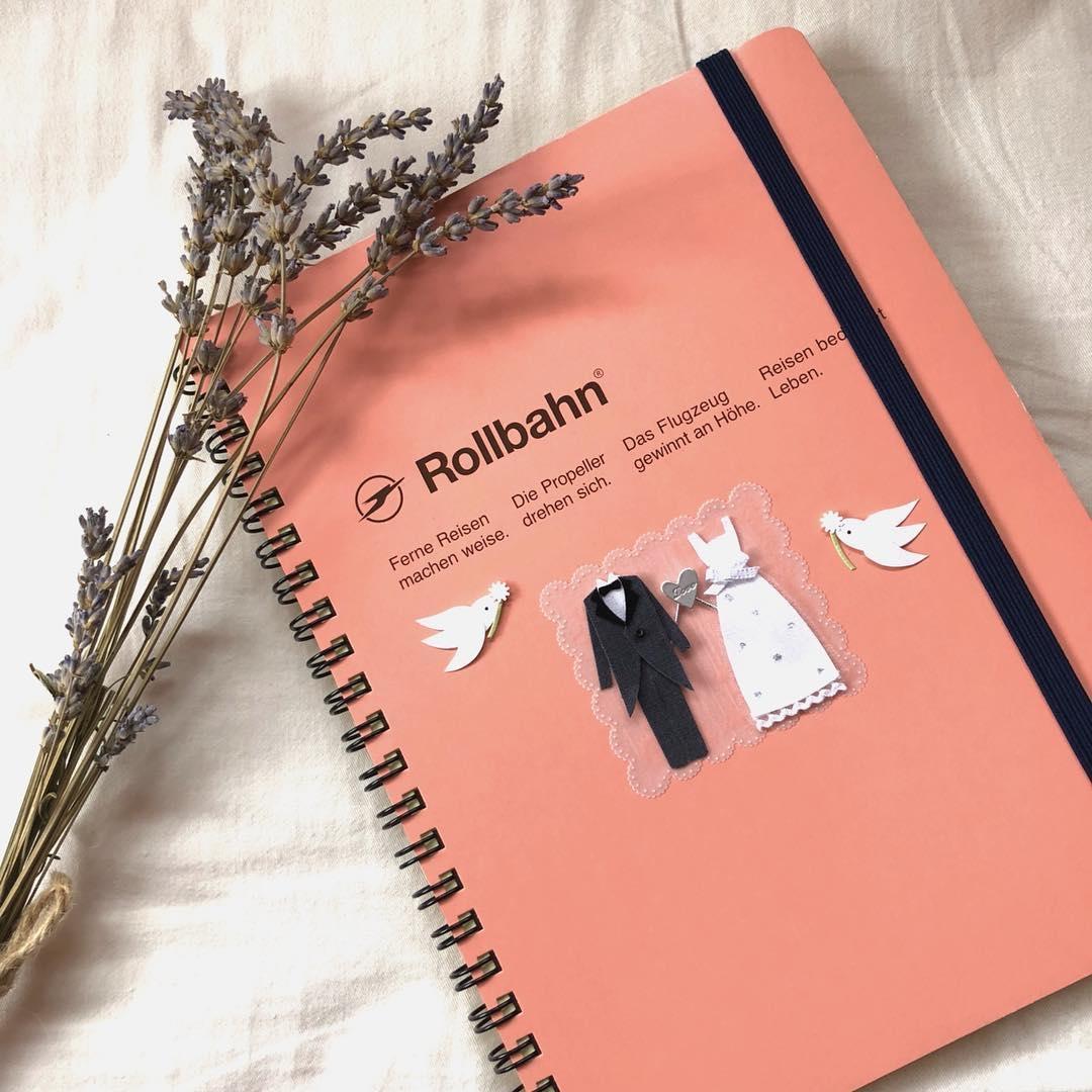 """最高の日にしたいから。結婚式準備が楽しく、賢く進められる""""ウェディングノート"""""""