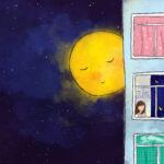 夜を彩る満月で私も彩って。1月~4月の満月にちなんでやりたい〇〇なこと。