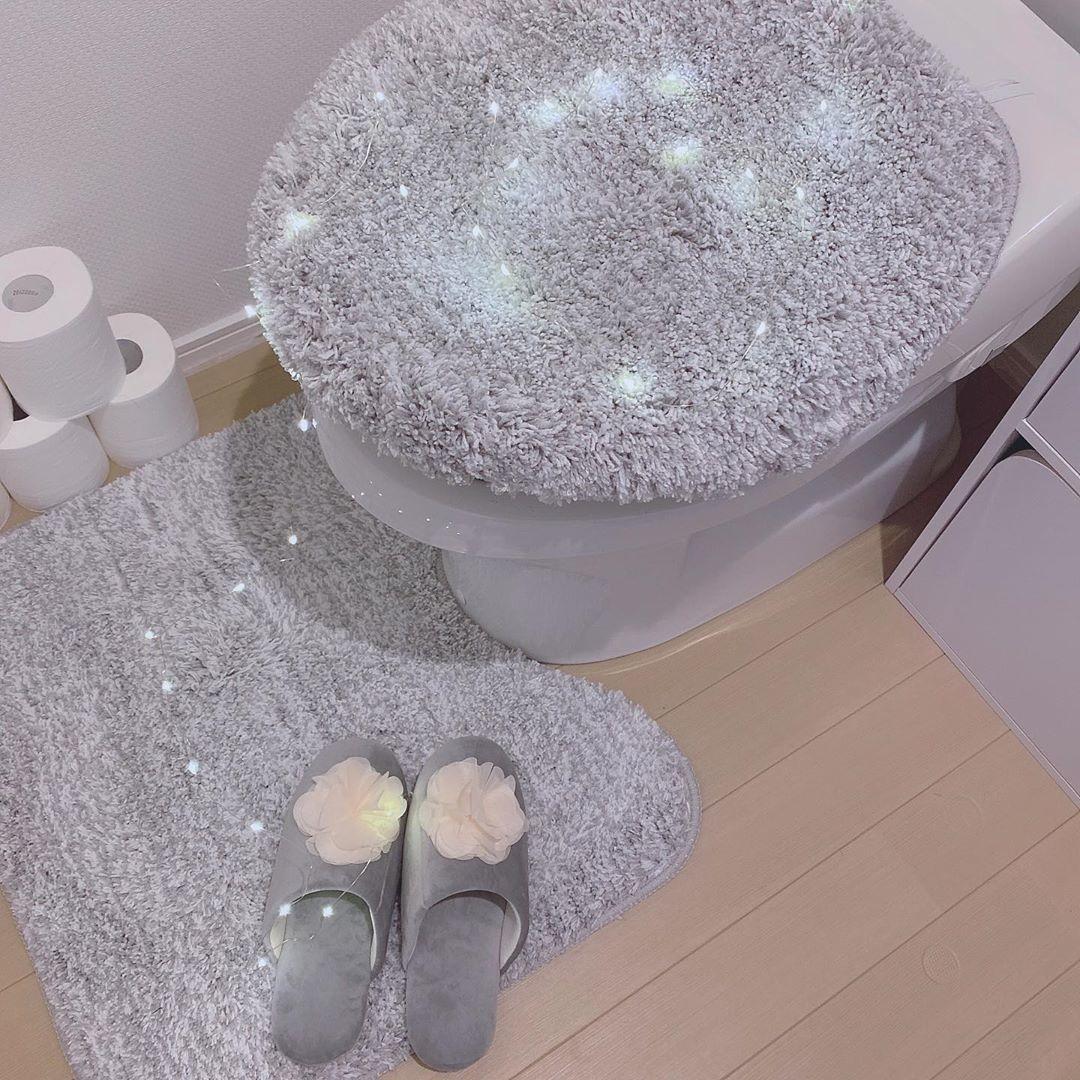 過ごしやすいお手洗い空間って大事。トイレインテリアでちょこっとグレードUPして