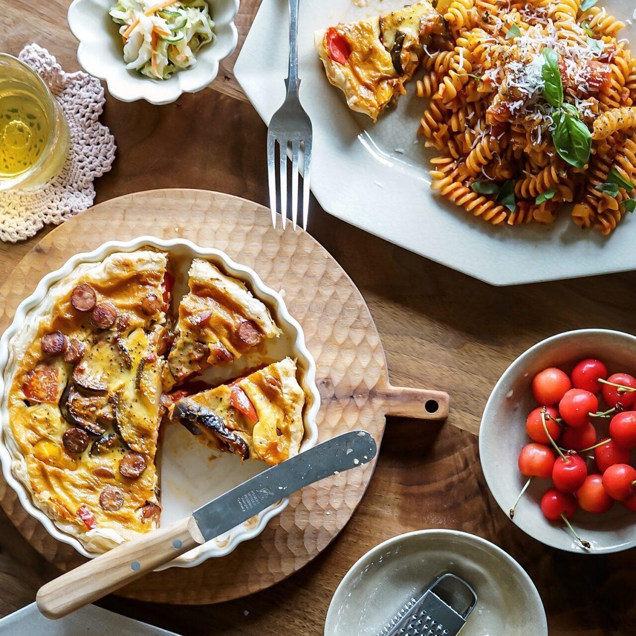 普段よりプチ贅沢な食事を楽しみたい。食卓を華やかにしてくれるお洒落なレシピ13品