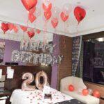 とことん凝って盛大にお祝いしたい♡大切な人の誕生日はバルーンサプライズで