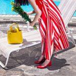 """コーデに""""赤""""を取り入れる術♡鮮やかカラーのSpiceで、一味違う夏を過ごしたい"""