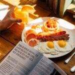 日曜日の朝は、レコードを聴きながら朝食を。お家deびゅーちふるな休日recipe