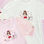 とびっきり甘い女の子に♡mikko illustrations×HONEY SALONのコラボ商品が発売