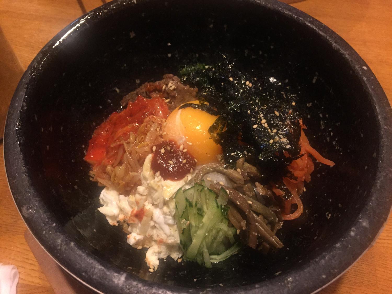 スキレットde「韓国料理」