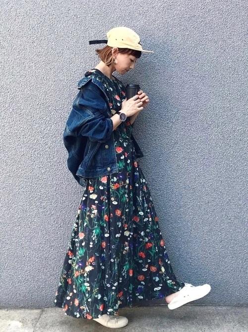 ファッション:大人可愛さ