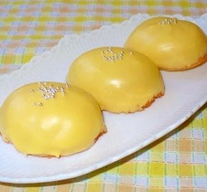 ふんわりしっとり☆レモンケーキ