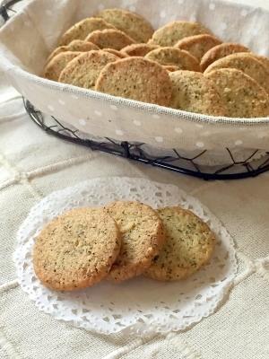 サクサクッ♫紅茶のクッキー