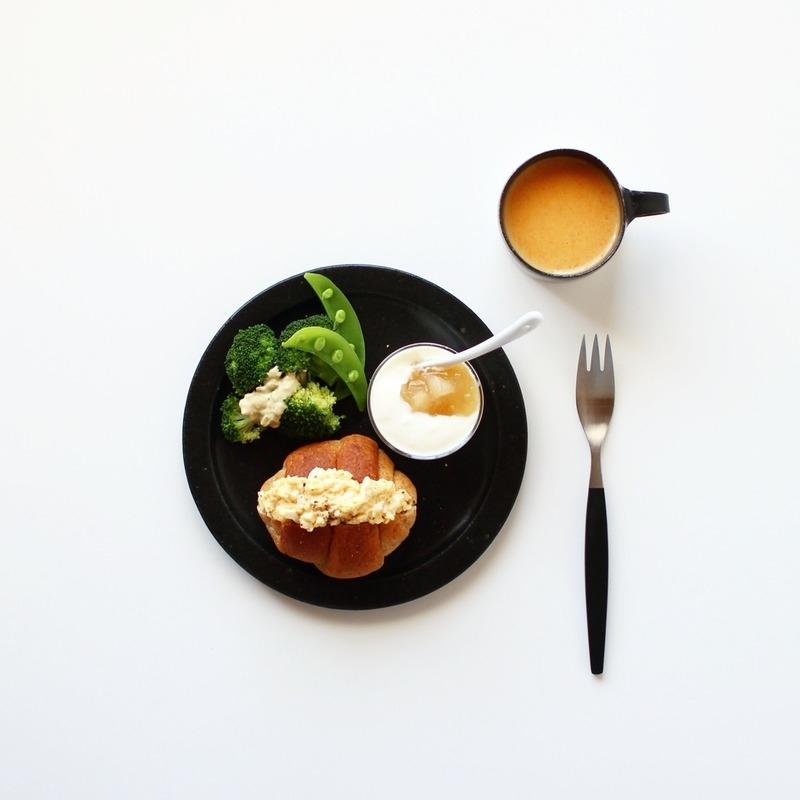 手作り朝食でエネルギーチャージ