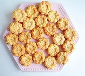 わさびとチーズの甘くないクッキー
