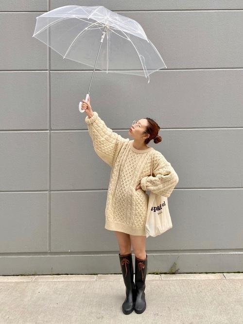 #雨の日コーデで、ANOTHER ME