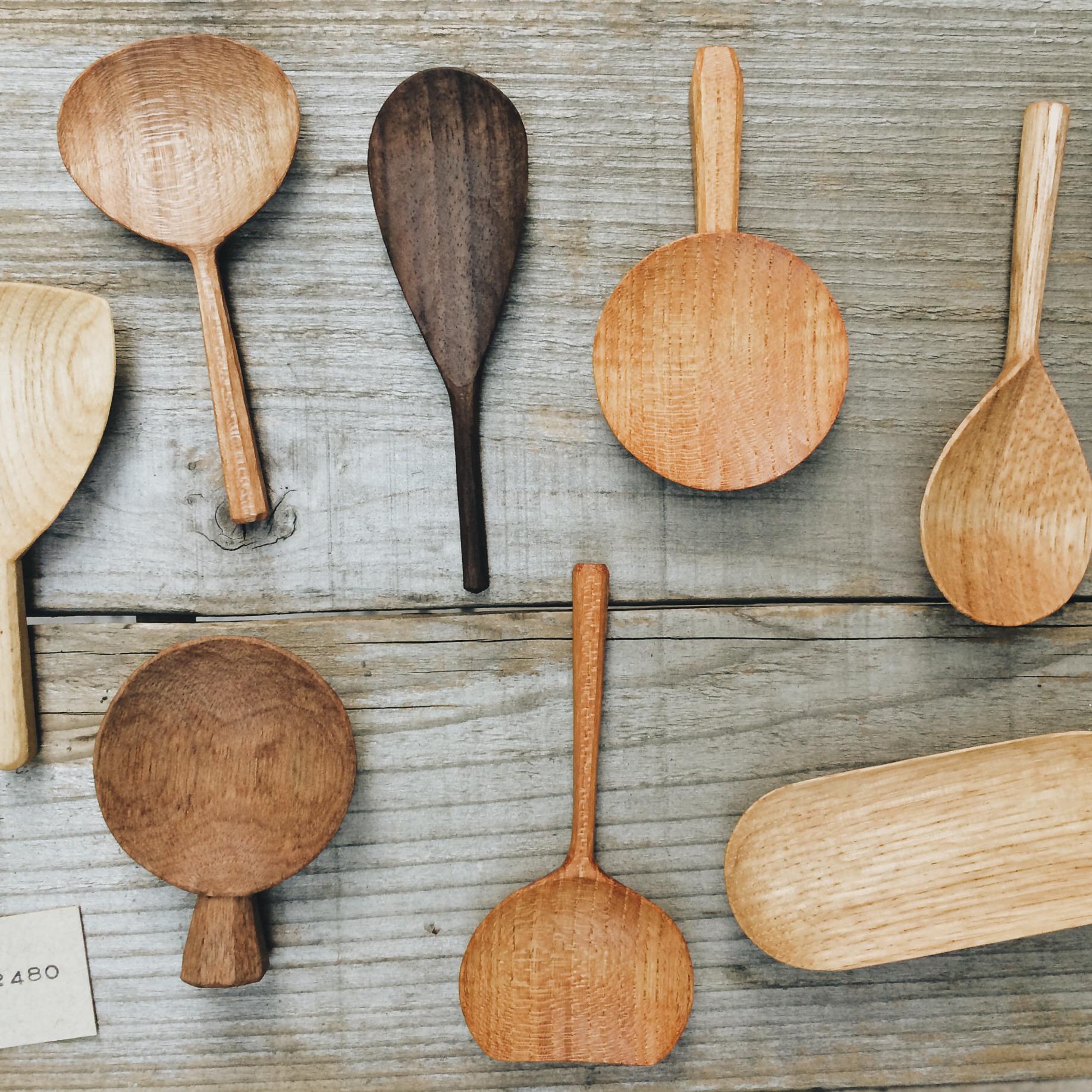 調理器具はシンプルなものを