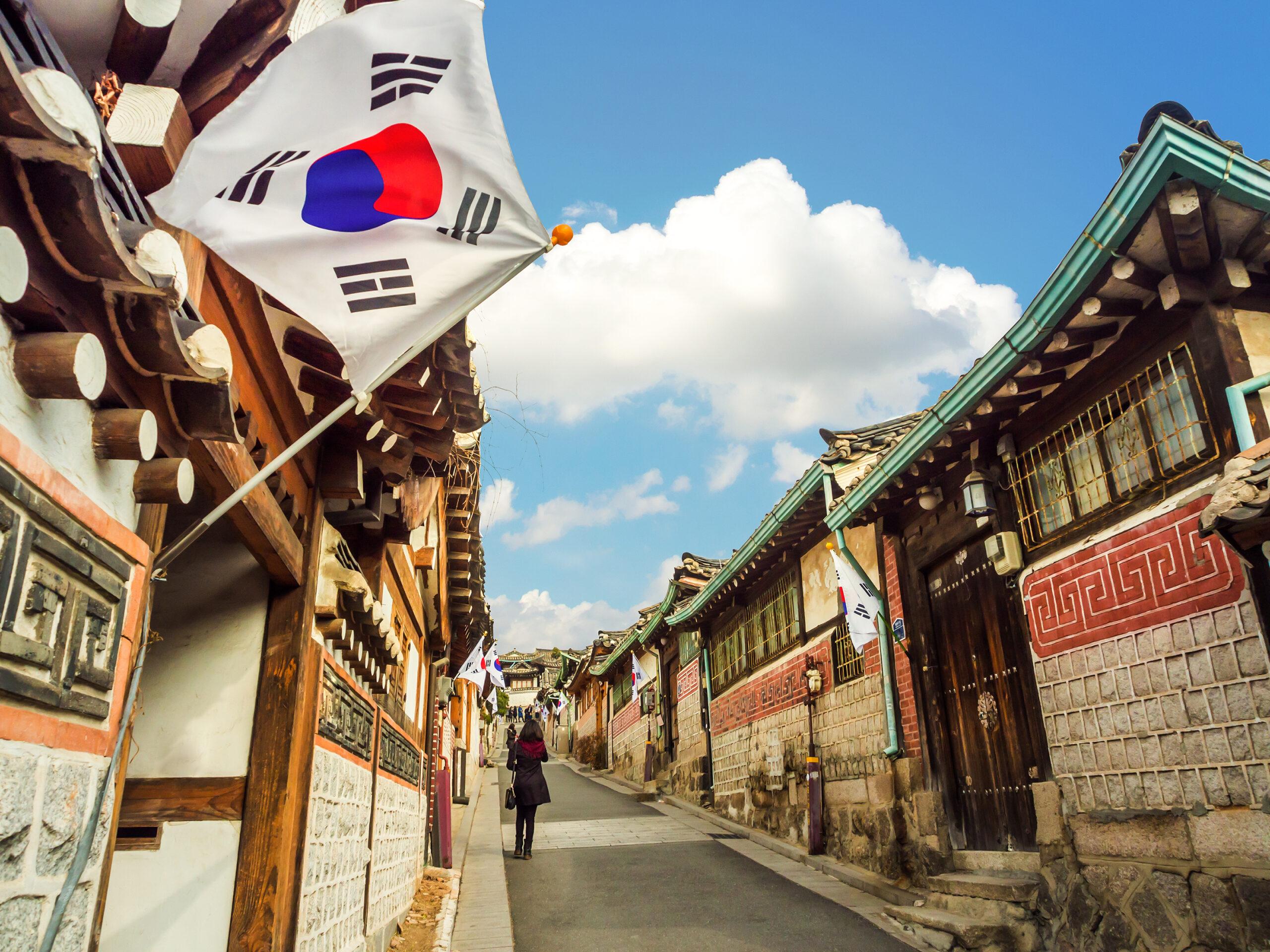 韓国×屋台メシ