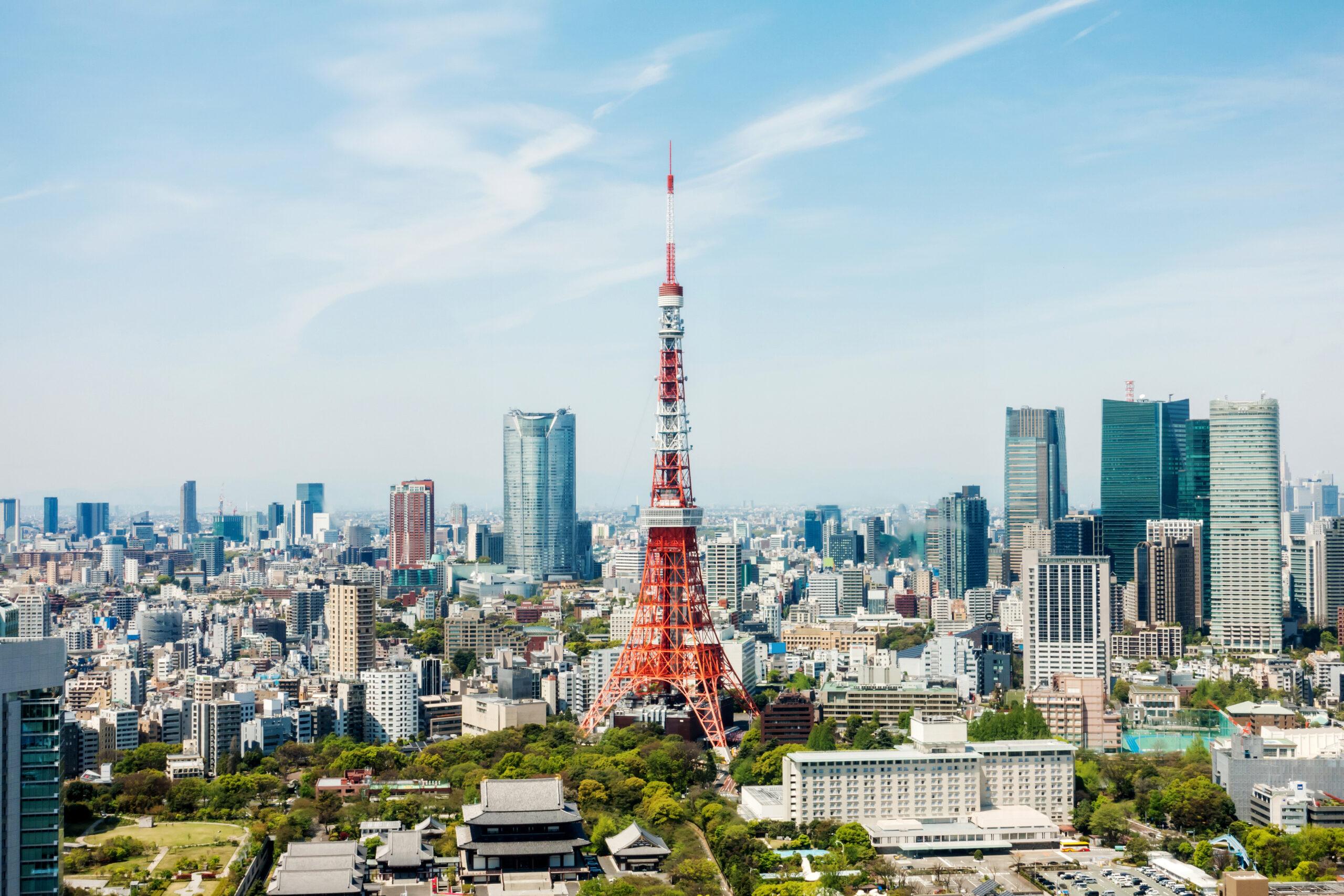 ようこそ東京へ