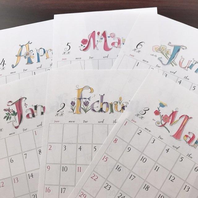 オリジナルカレンダーを作ってQOLを上げる
