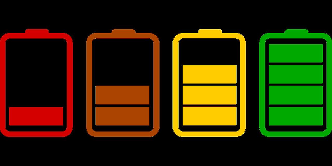 バッテリー・連続再生時間で選ぶ