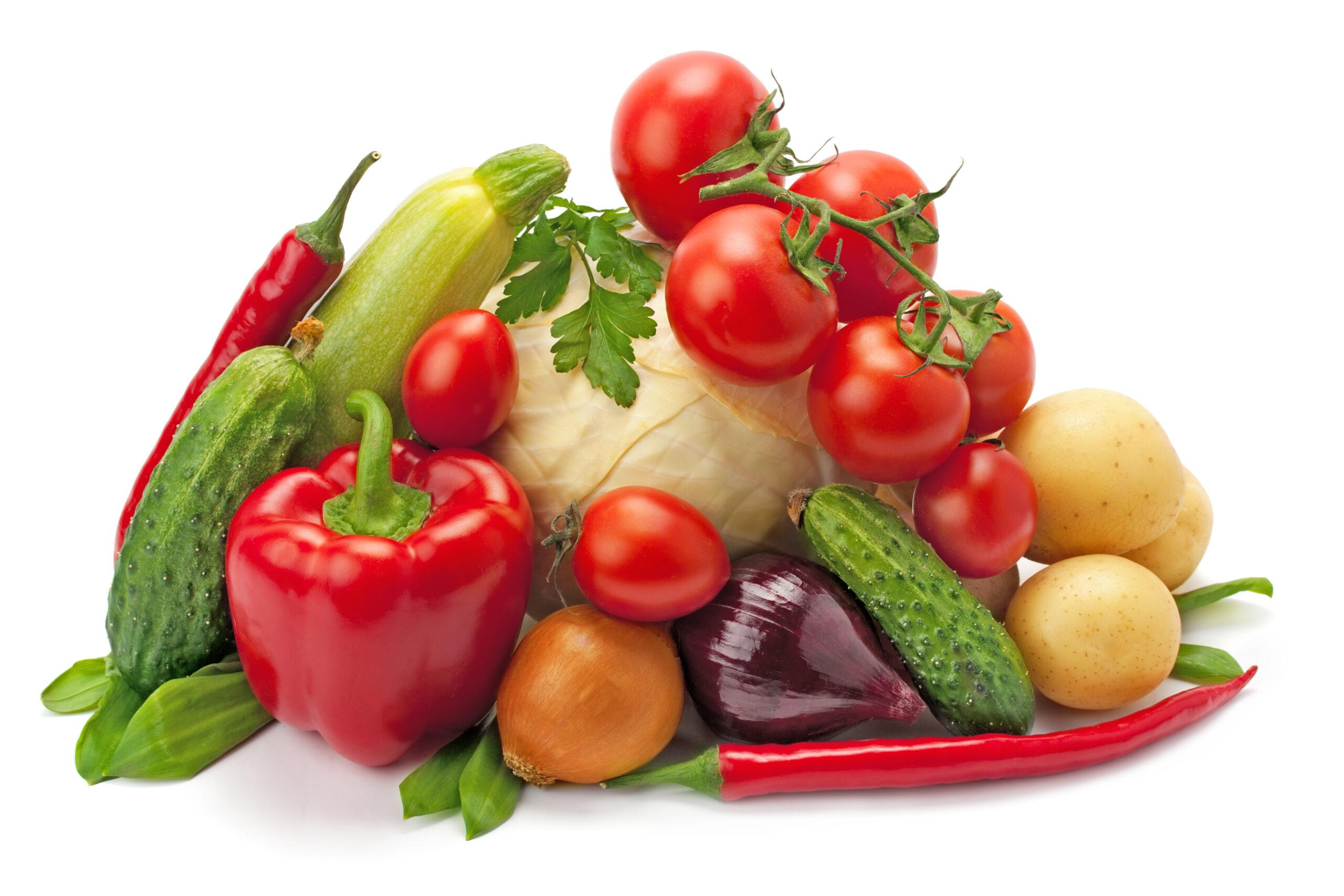 最近野菜不足…