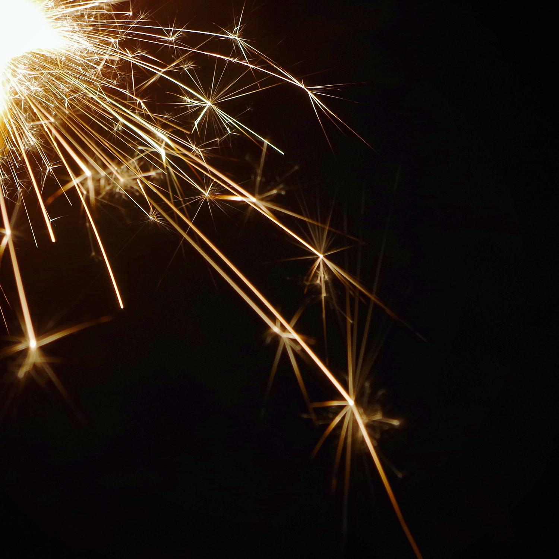 1|王道の手持ち花火でスタート