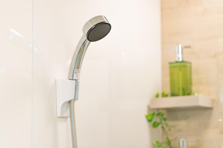 Step2|シャワーなどでお肌を清潔に♡