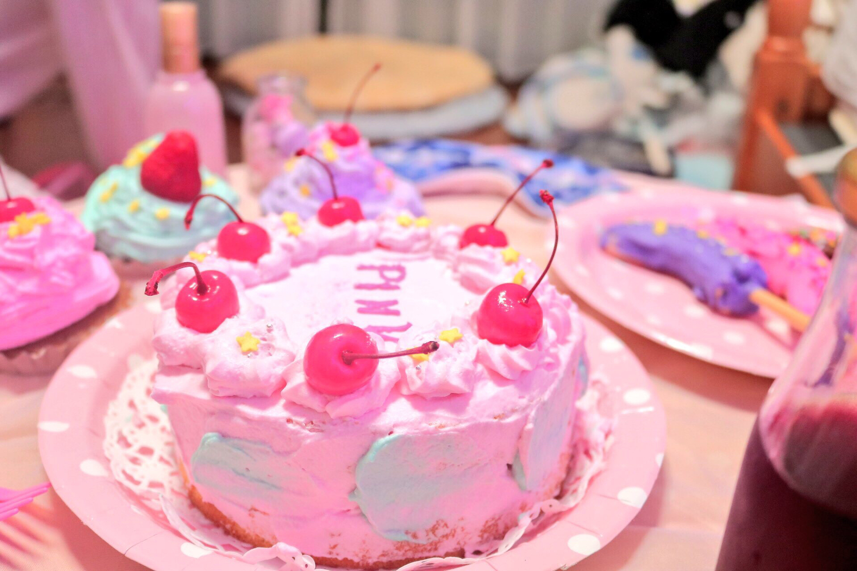 :pinkなスイーツ