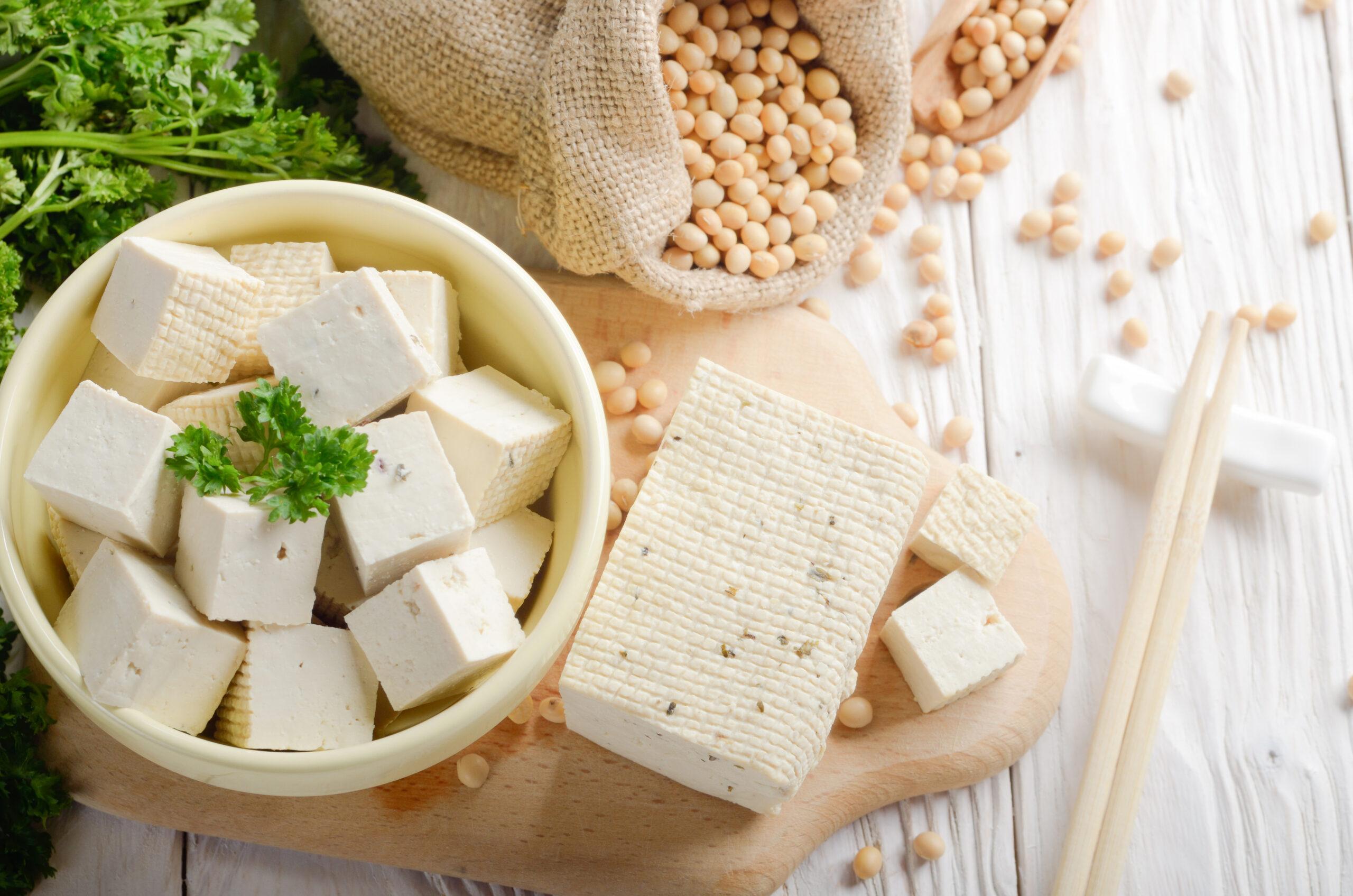 ヘルシーで美味:豆腐やおから