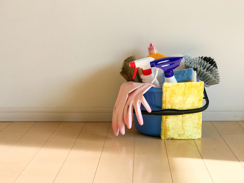 3:掃除する
