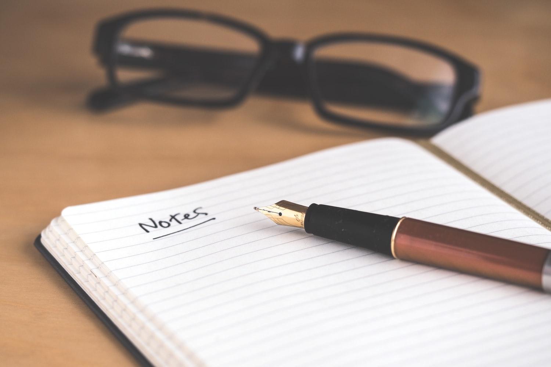 日記を書こう