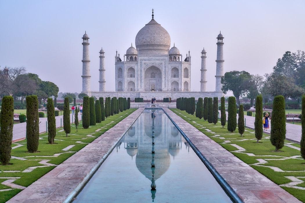 2ヵ国目 India