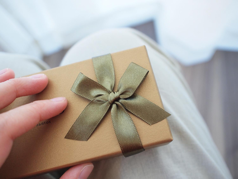 ちょっとしたプレゼントを