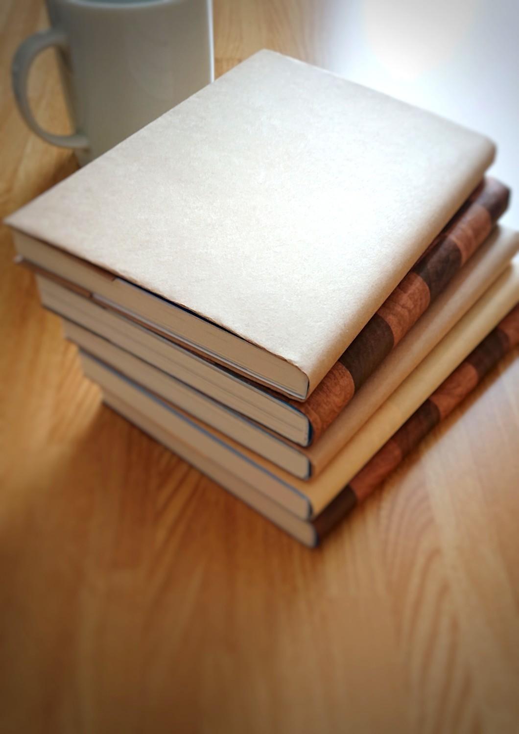 実際にブックカバーを作ってみる