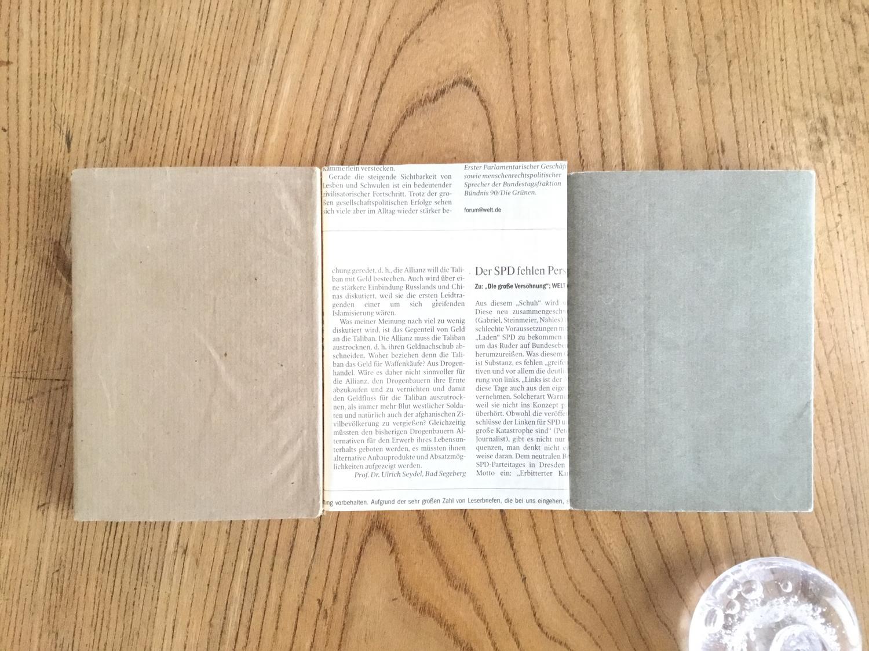 Choice3:ブックカバーで表紙隠し