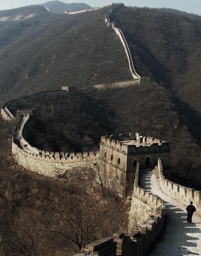 中国の〇〇に行きたい