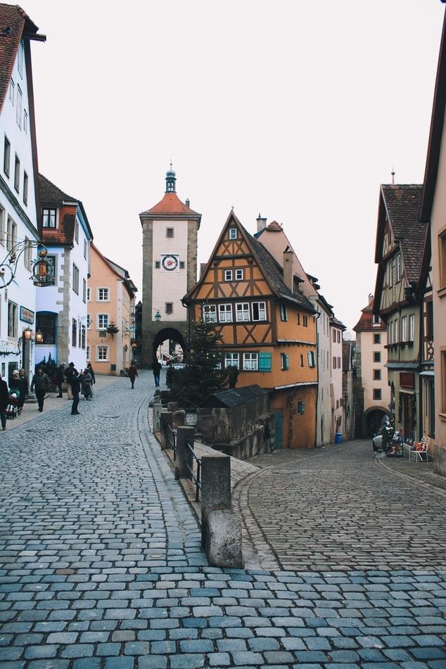 ドイツの〇〇に行きたい
