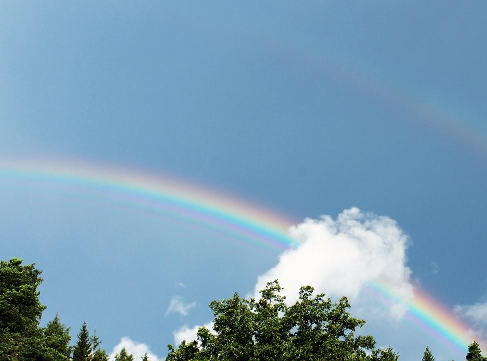 言葉をチャージして、心に虹をかけよう