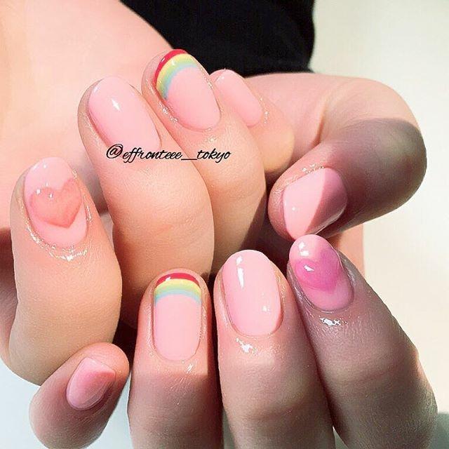 虹フレンチで可愛いのです