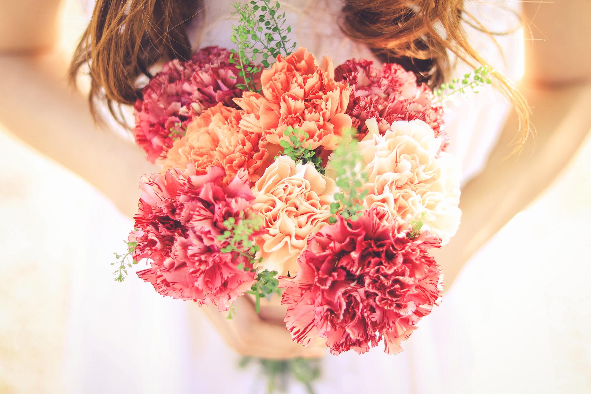 定番だけどやっぱり嬉しい|お花