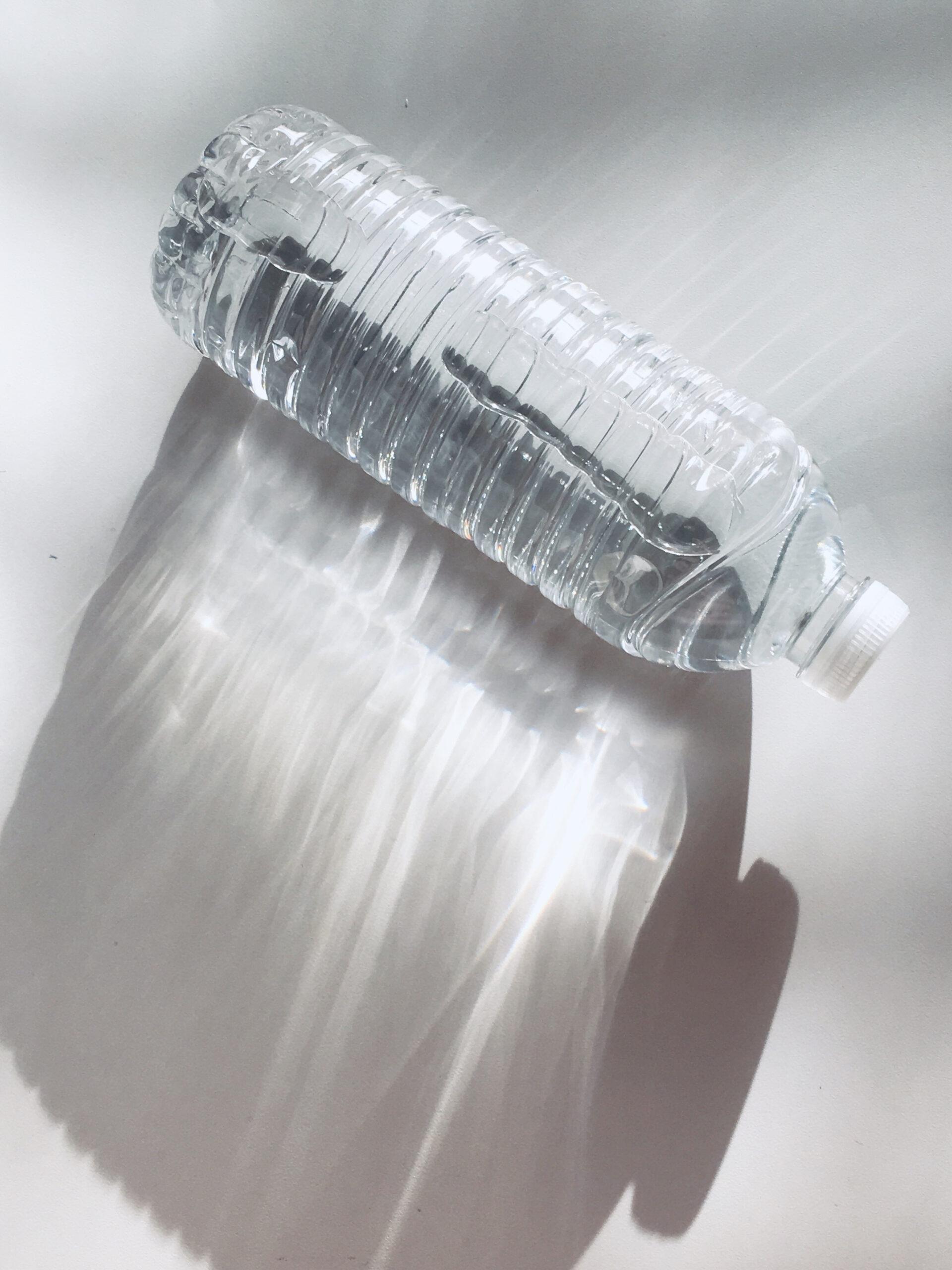 まずはペットボトルから減らしてみない?