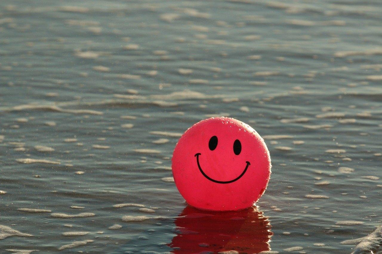 いつも笑顔