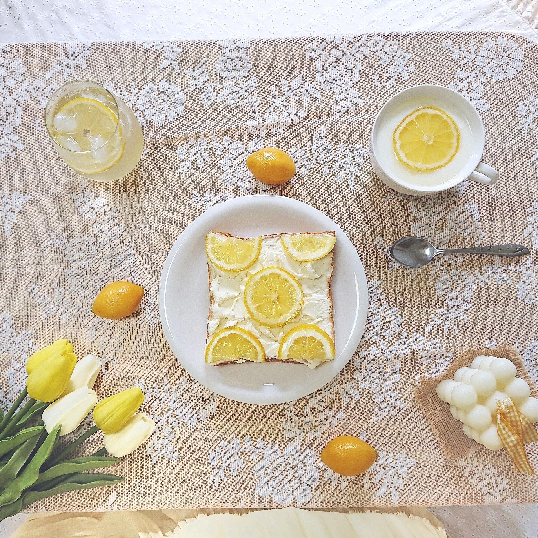 |はちみつ漬けレモンのスイーツコンボ♡ by ayano