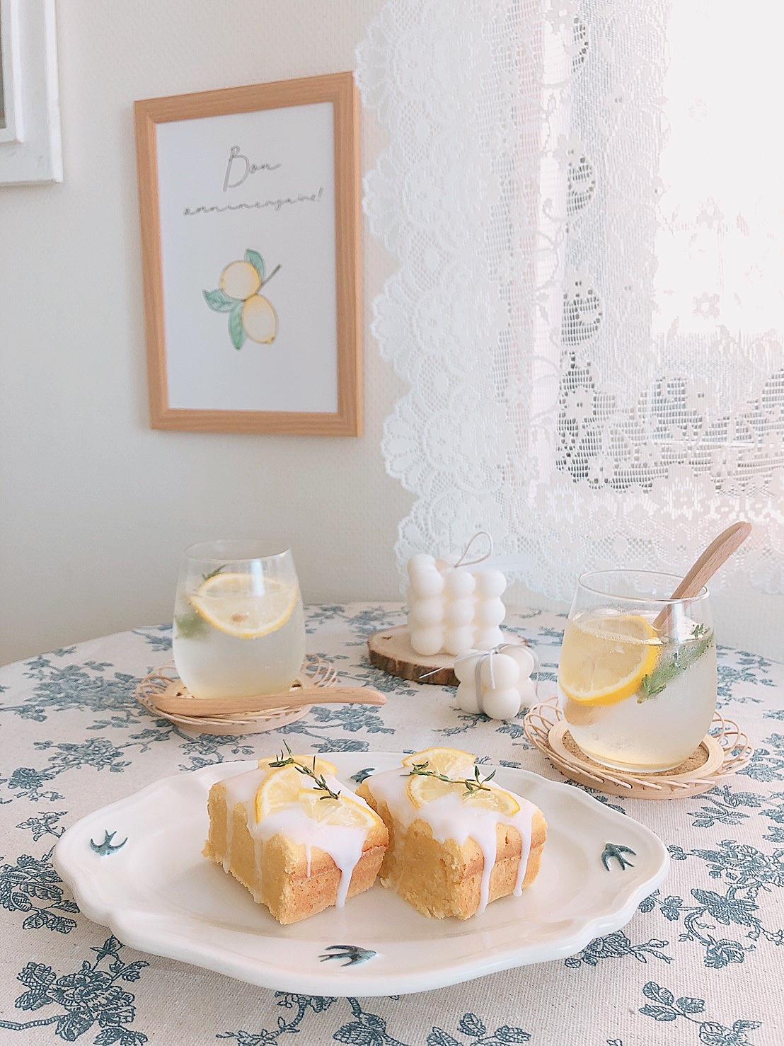 |爽やかなレモン空間に by @sherun_27