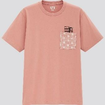ピンク色で可愛い、禰豆子デザイン♡