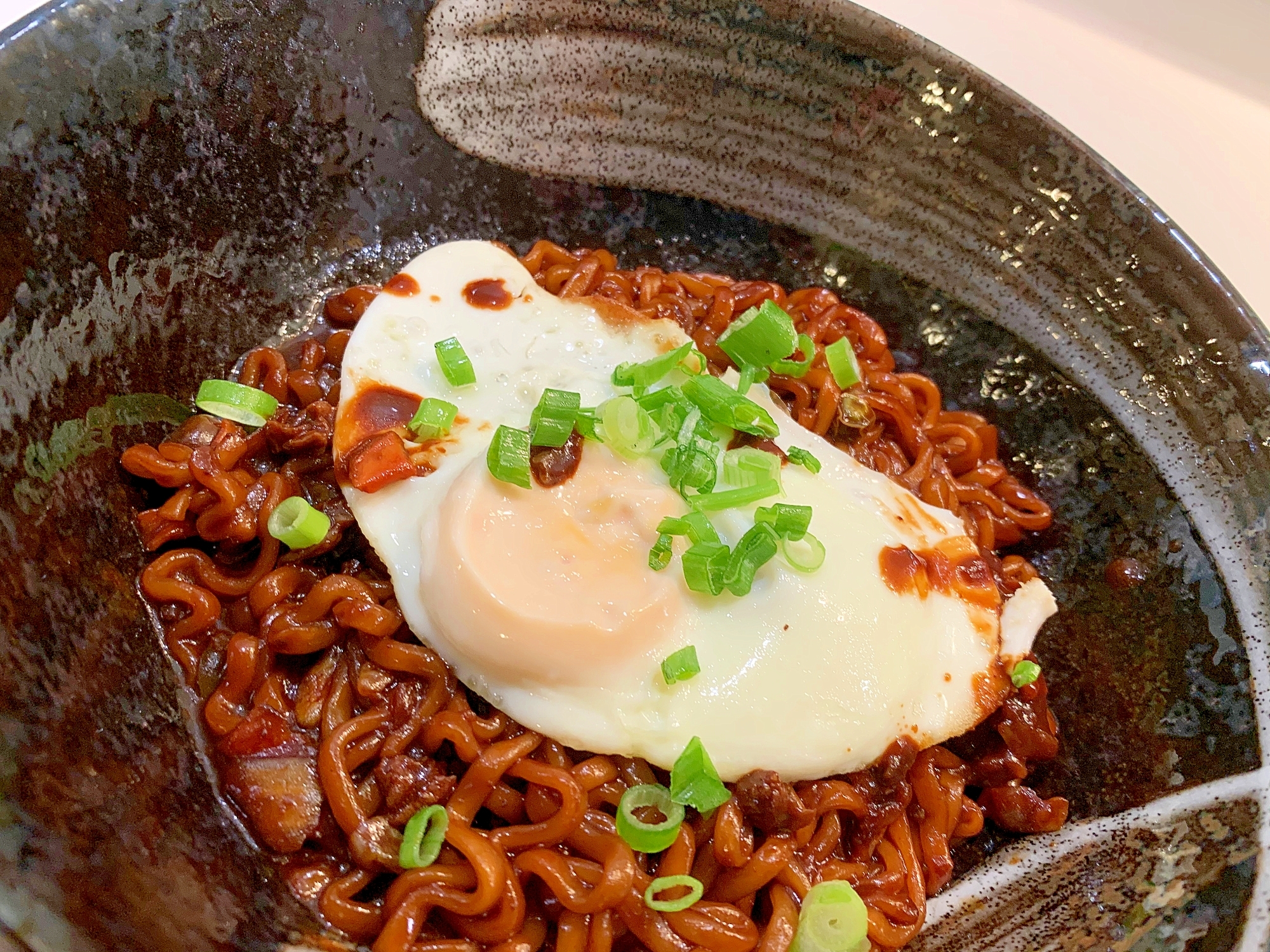激辛!韓国ジャージャー麺